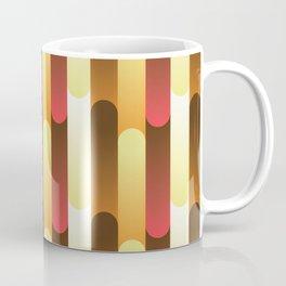 Circles of Autumn Coffee Mug