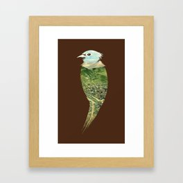 ...To The Birds Framed Art Print