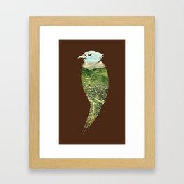 ...To The Birds Framed Art Print