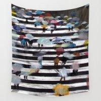 blur Wall Tapestries featuring Blur by KERPLUNK