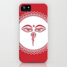 Swayambhu Eyes Slim Case iPhone (5, 5s)