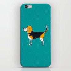 Beagle iPhone Skin