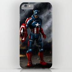Commander America Slim Case iPhone 6 Plus