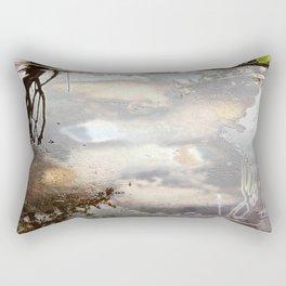 Puddles Rectangular Pillow