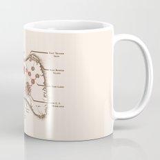 Controller Map Mug