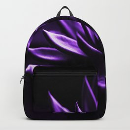 Succulent Plant In Purple Color #decor #society6 #homedecor Backpack