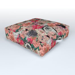 Because Cats Outdoor Floor Cushion