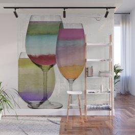 Prism Wine Wall Mural