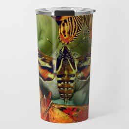 Butterfly Effect Blue Planet Travel Mug