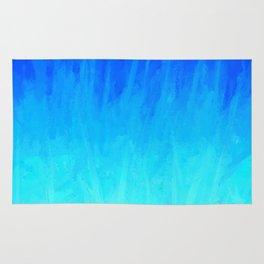 Icy Blue Blast Rug