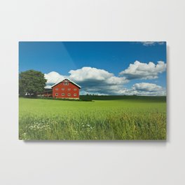 Stange neighbourhood Metal Print