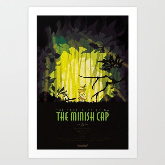 The Minish Cap Art Print