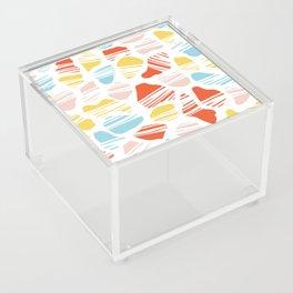 Okapi Animal Print Acrylic Box