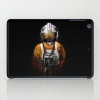 pilot iPad Cases featuring Pilot 03 by Rafal Rola