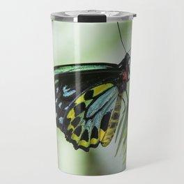 Birdwing Butterfly Travel Mug