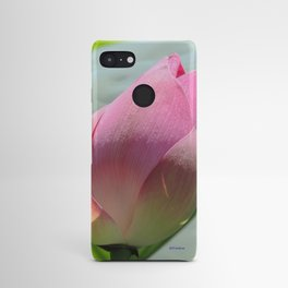 Lotus Bud in West Lake Android Case