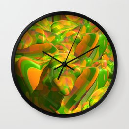 Morphing Wall Clock