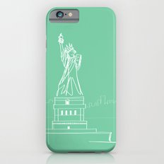 New York by Friztin Slim Case iPhone 6s