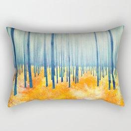 Late Autumn Rectangular Pillow