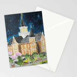 Provo City Center LDS Temple Stationery Cards