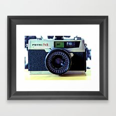 Click Framed Art Print