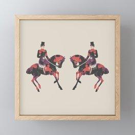 Parade Framed Mini Art Print