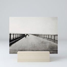 One way Mini Art Print