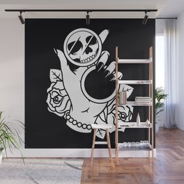 Dead on The Inside Wall Mural