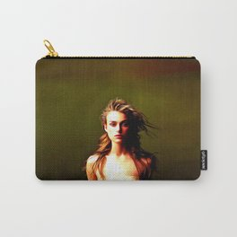 Keira Knightley - Celebrity Art Carry-All Pouch