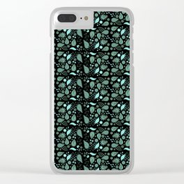 Fairy Foliage I Clear iPhone Case