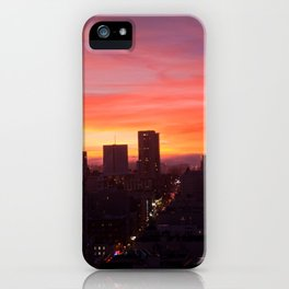 San Francisco Goodnight iPhone Case
