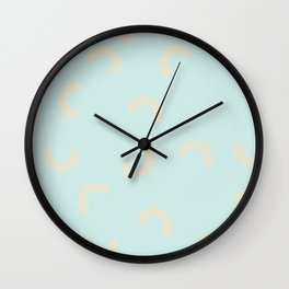 macaroni salad Wall Clock