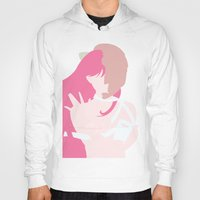 lucy Hoodies featuring Lucy by Polvo