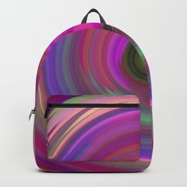 Abstract Galaxy 076 Backpack
