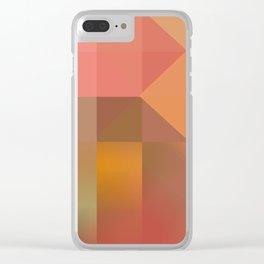 Inner Light Clear iPhone Case