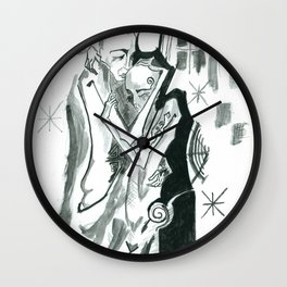 away Wall Clock
