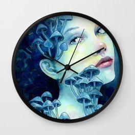 Beauty in the Breakdown Wall Clock