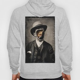 Gentleman Fox Hoody