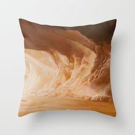 What a Lovely Day Throw Pillow