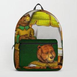 The Three Bears Backpack