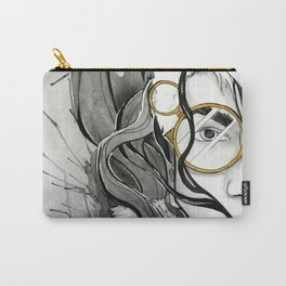 Percy Divided Carry-All Pouch
