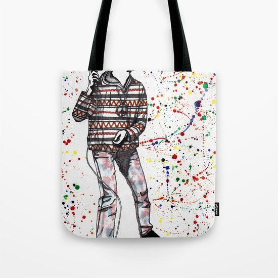 TWISTERELLA - Stoned Tote Bag