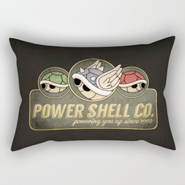 Power Shell Co. Rectangular Pillow