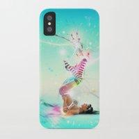 Burst iPhone X Slim Case