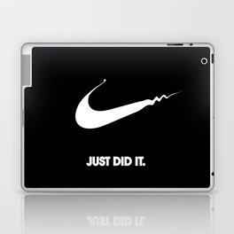 Nike - Just Did It (Parody) Laptop & iPad Skin