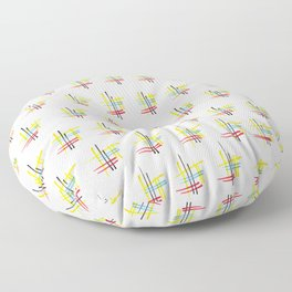 Memories of a kitchentable Floor Pillow