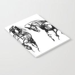 Horses (Trio) Notebook