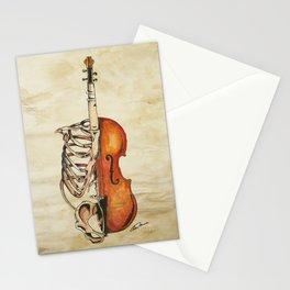 Live.  Stationery Cards