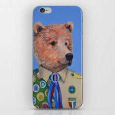 Grizzly Scout iPhone & iPod Skin