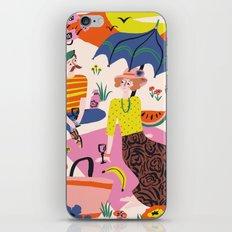 Sunset Picknick iPhone & iPod Skin